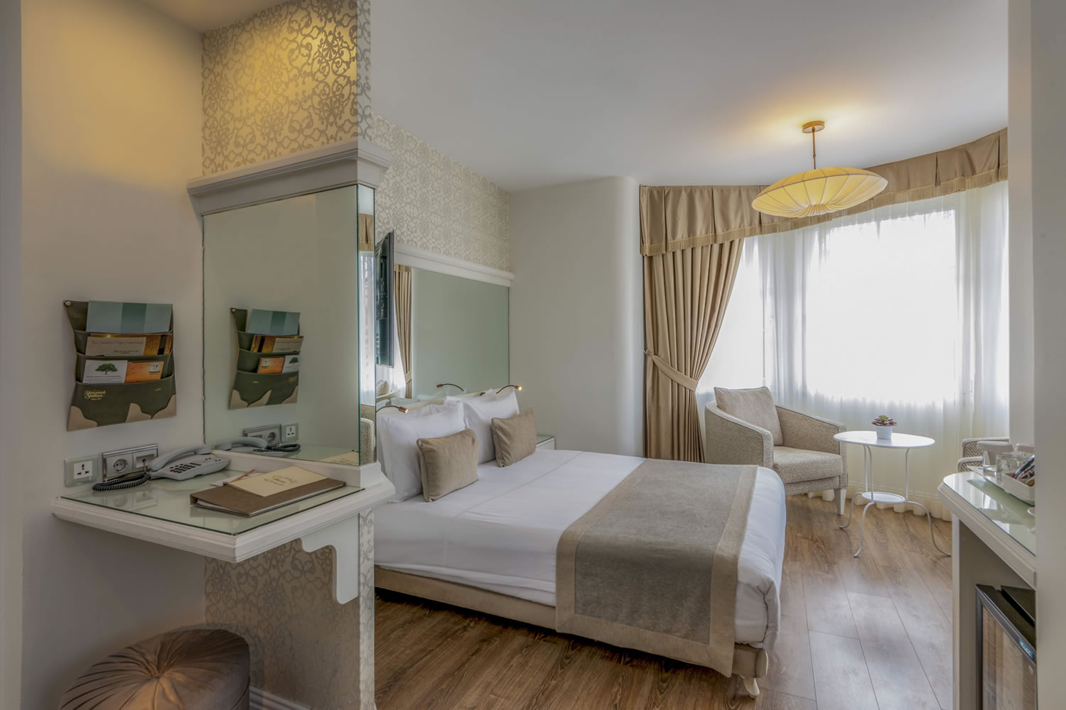 HOTEL YASMAK SULTAN - room photo 4